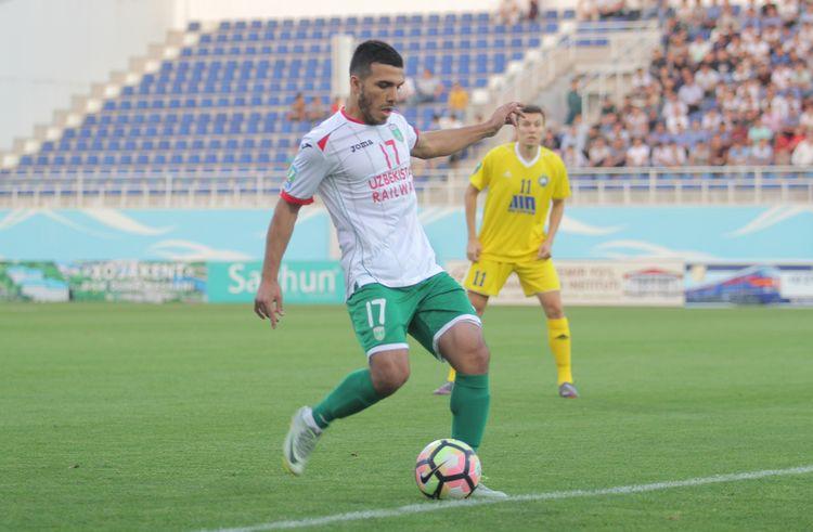 FK Lokomotiv Toshkent O'zbekiston - foto-