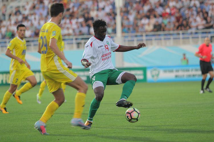 FC Lokomotiv Uzbekistan - photo-