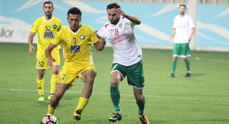 PFC Lokomotiv Tashkent - 2017 - photo-