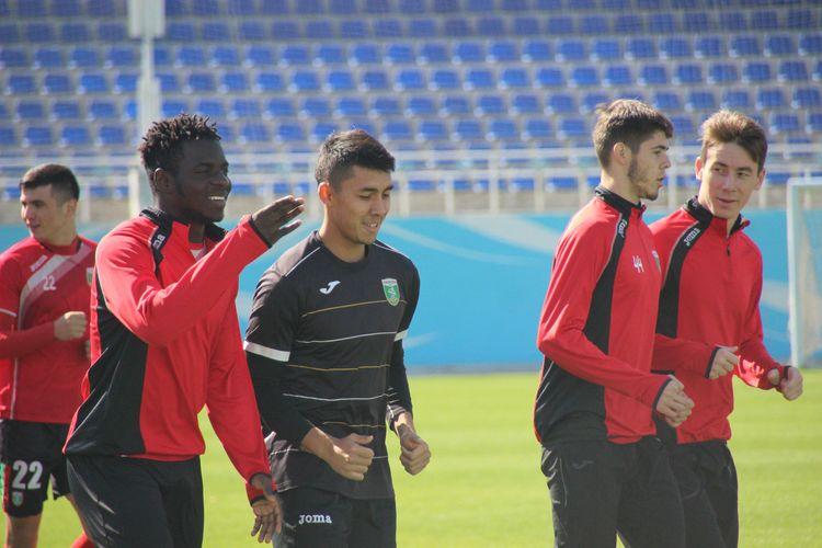 Blessing Olabiran Muyiwa midfielder Lokomotiv FC -