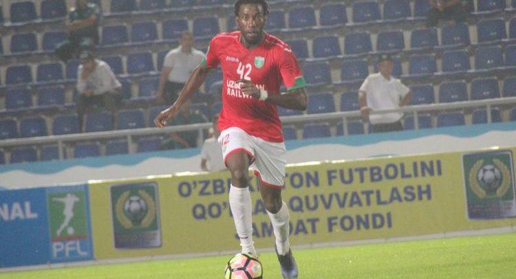 mohmed gnontcha kone Lokomotiv fc uzbekistan defender