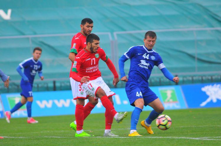 Lokomotiv FK - OBOD FK