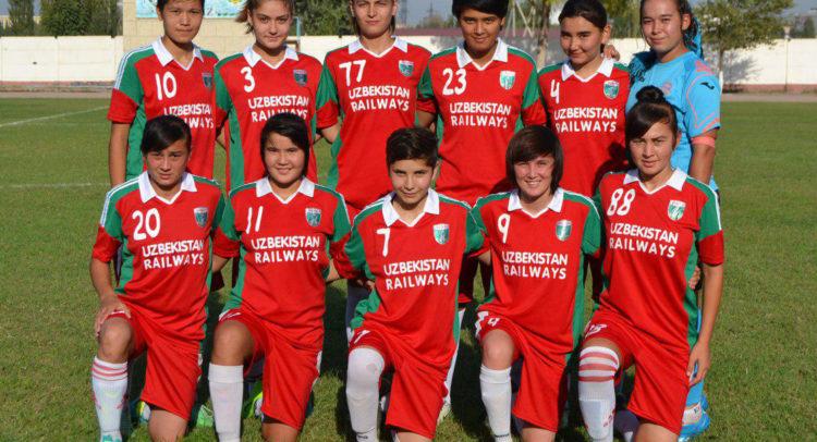 """Ayollar futboli """"Lokomotiv'Women"""" FC"""