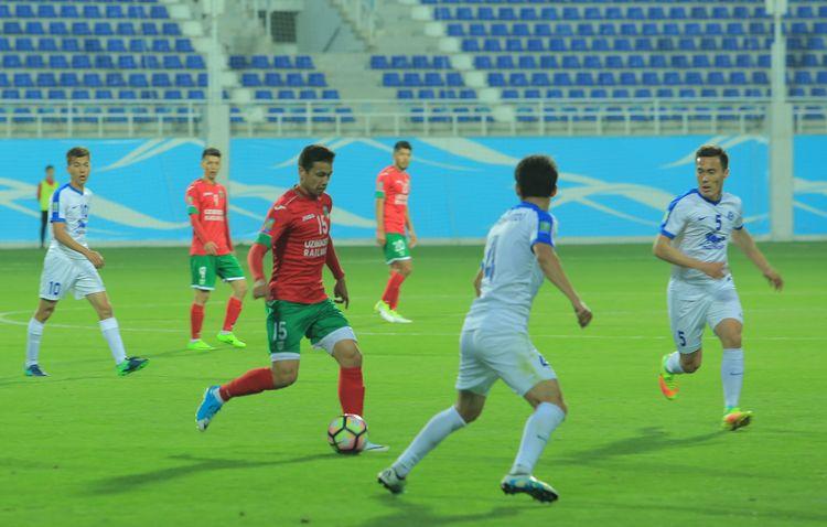 Obod FK - Lokomotiv FK