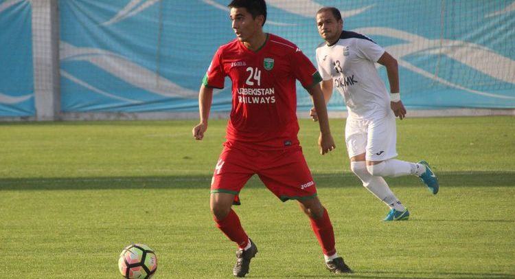 Bobir Davlatov - Бобир Давлатов Lokomotiv FK