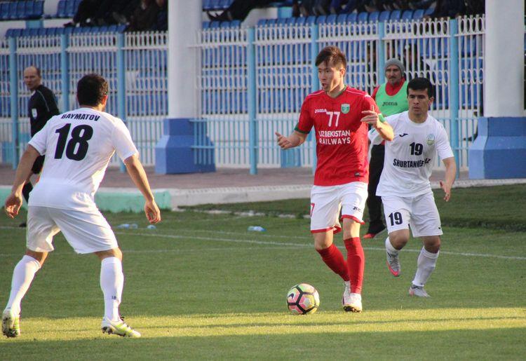 Lokomotiv FK - UZB