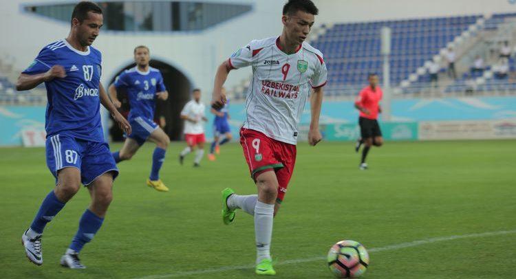 Oliy Liga Lokomotiv UZB Toshkent