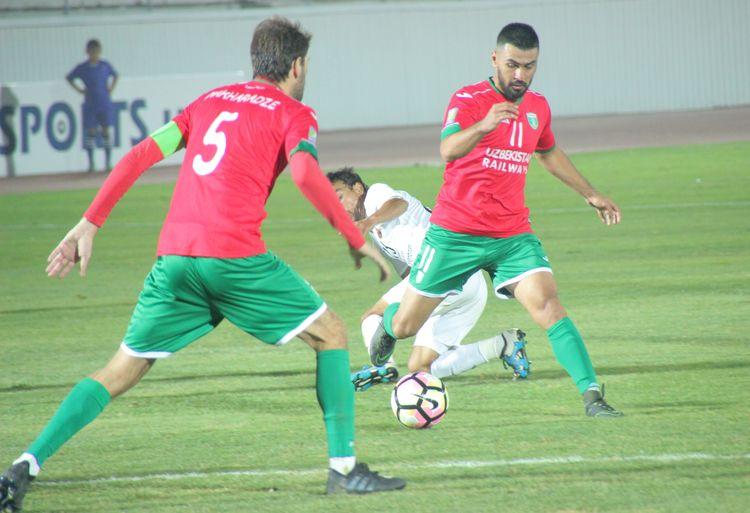 FC Lokomotiv UZB PFC Lokomotiv Tashkent