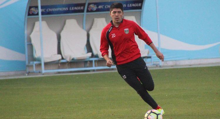 FC Lokomotiv UZBEK training session - IT20