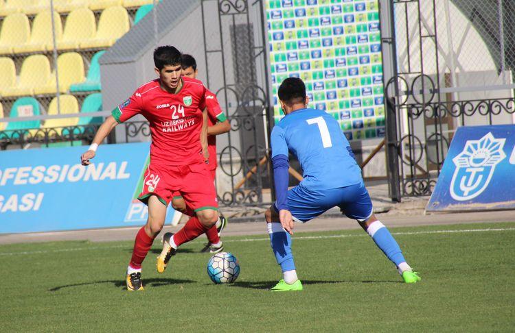 Azizbek Amonov - Lokomotiv FC UZB