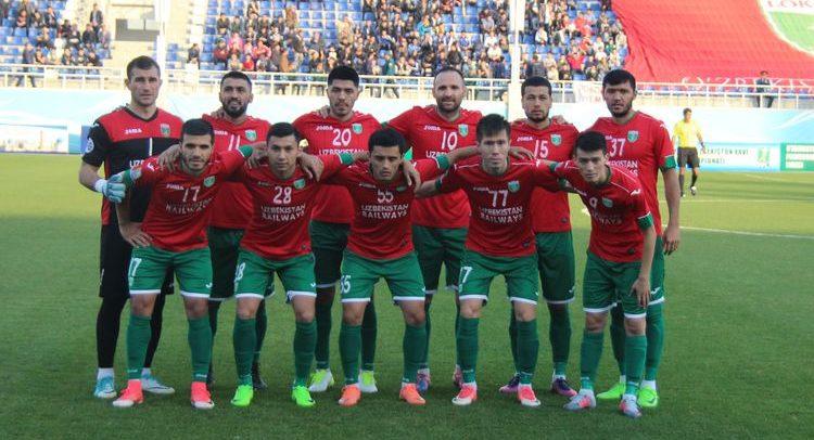 Lokomotiv Tashkent FC Uzbekistan -- 2017 --