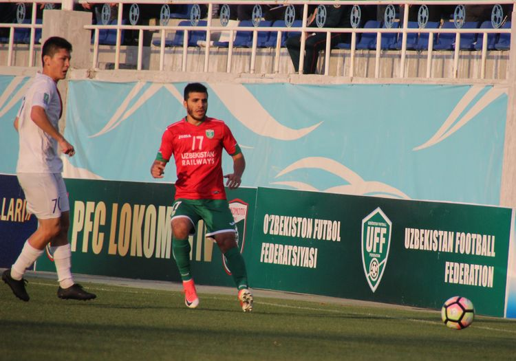 Salim Mustafaev player FOOTBALL 17 Nr