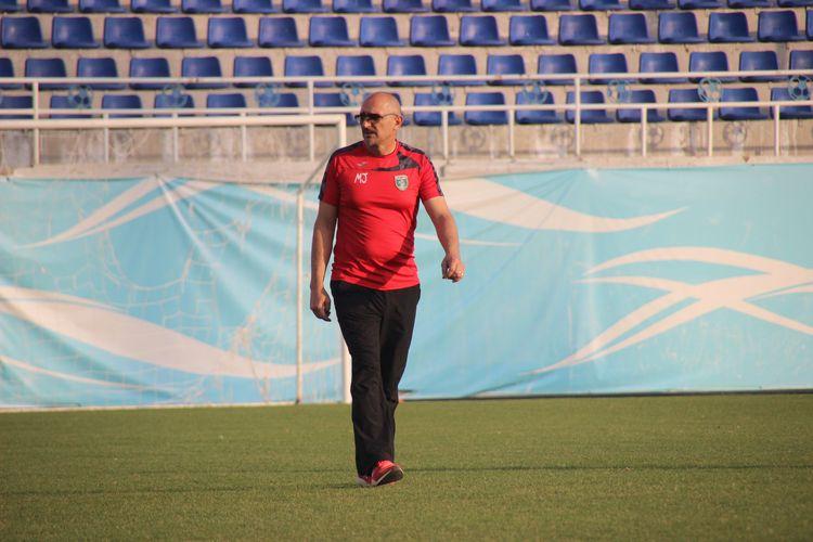 Mirko Jelicic soccer coach football
