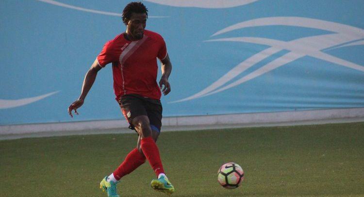 Mohamed Gnontcha Kone football player FC Lokomotiv UZ
