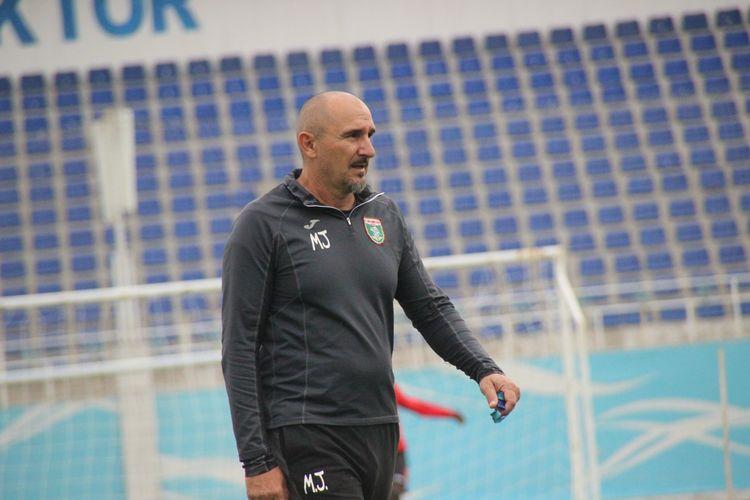 Mirko Jelicic coach australian