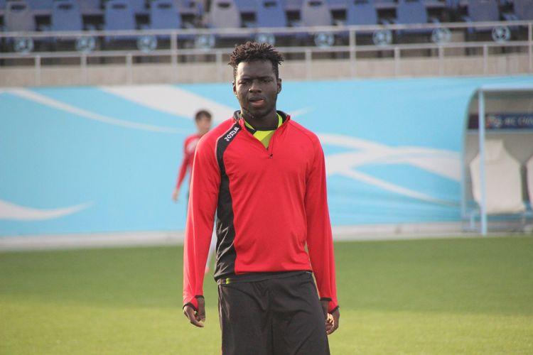 Olabiran Blessing Muyiwa CIV player