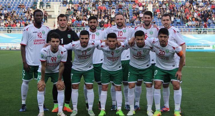 lokomotiv tashkent fc 2017 season