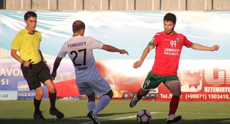 PFC Lokomotiv Tashkent Uzbekistan football club