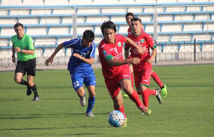 Yoshlar jamoasi Lokomotiv FK