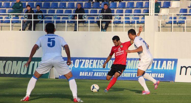 Oliy Liga PFC Lokomotiv Tashkent UZB