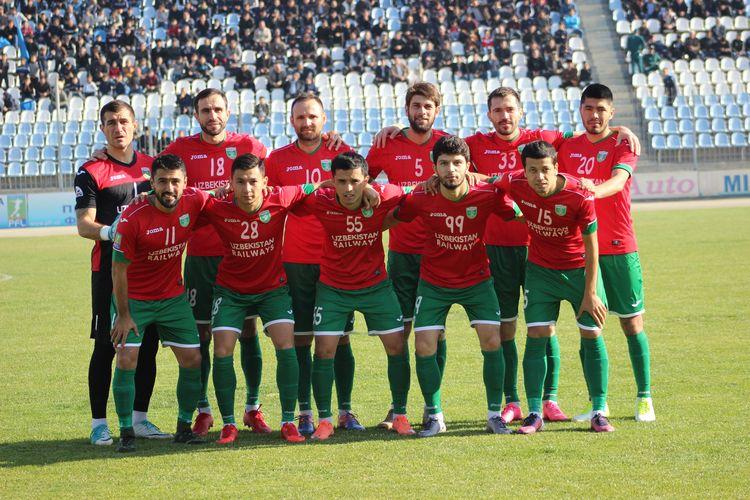 Lokomotiv Toshkent FK 2017 Oliy Liga