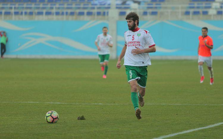 Kakhi Makharadze Gerorgia player FC football Lokomotiv