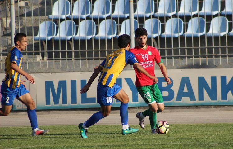 Jalol Masharipov LOKOMOTIV UZB FK