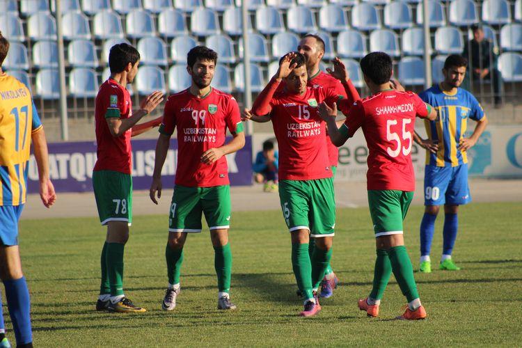 Sardor Mirzaev FC Lokomotiv Tashkernt UZB