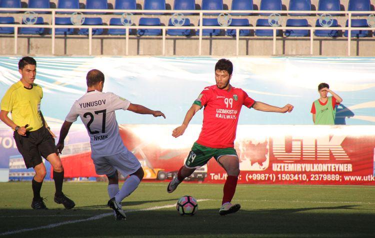 Jaloliddin Masharipov Lokomotiv FC