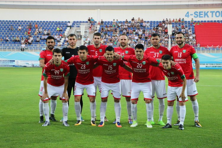 LOkomotiv UZB FC 2017 klub