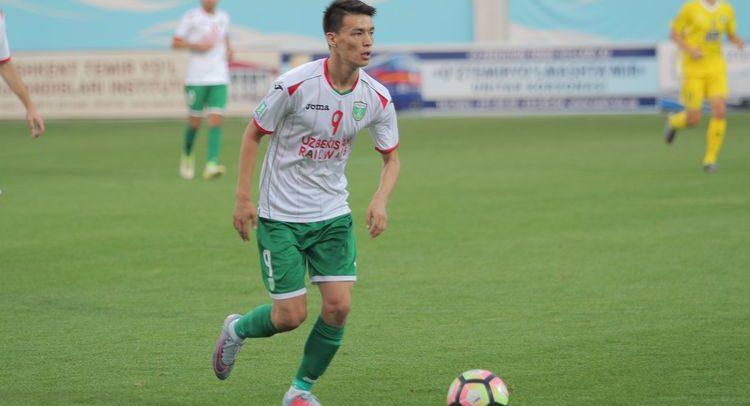 Ikrom Alibaev player