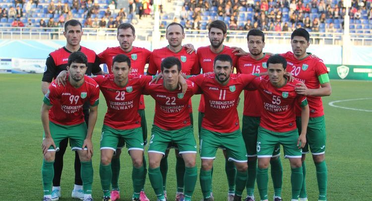 lokomotiv uzbek football club 2017 uz