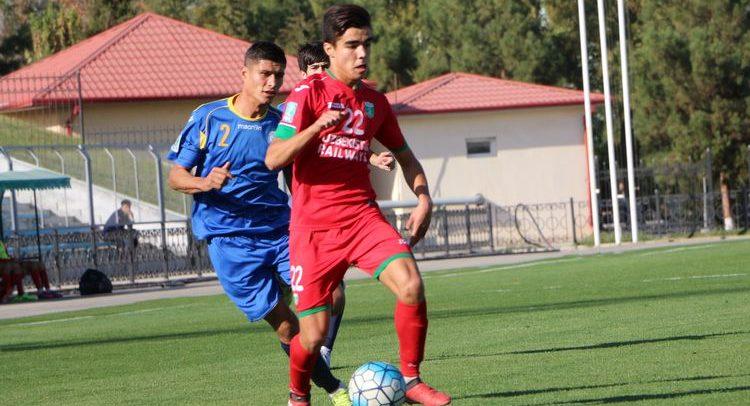 Yoshlar Ligasi Lokomotiv o'rinbosarlari 2017