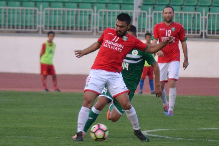 Lokomotiv oliy liga game 0-0 Neftchi