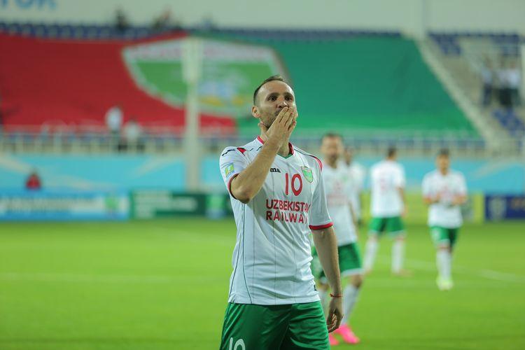 Lokomotiv Uzbekistan PFC football -