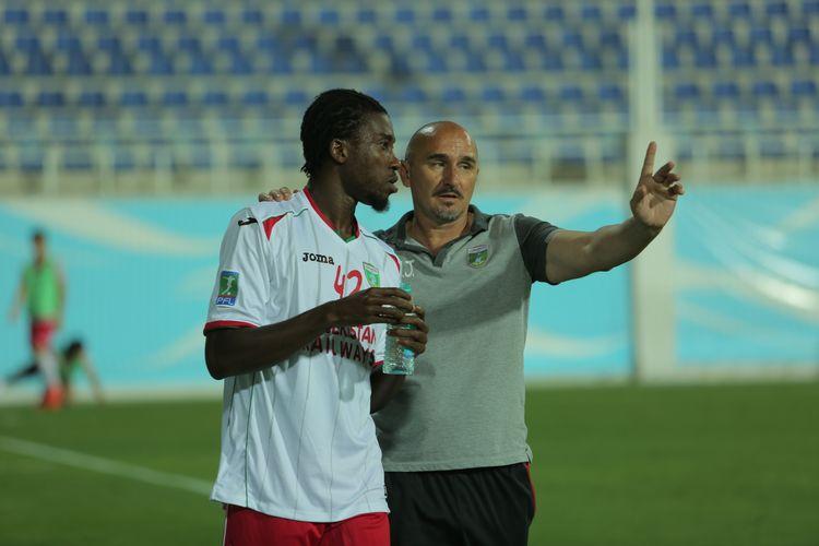 Mirko Jelicic coach trainer football soccer
