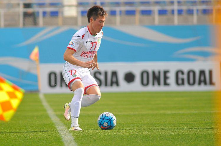 Lokomotiv PFC Uzbekistan team club