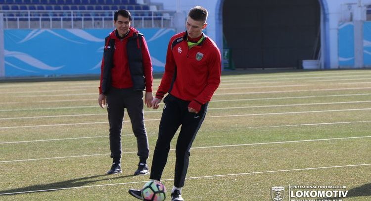 Rustam Nartadjiev goalkeeper UZBEK