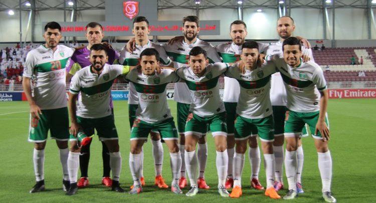 FC Lokomotiv Tashkent UZBEK 2018
