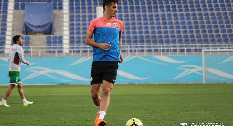 sardor rashhidov uzbek FC