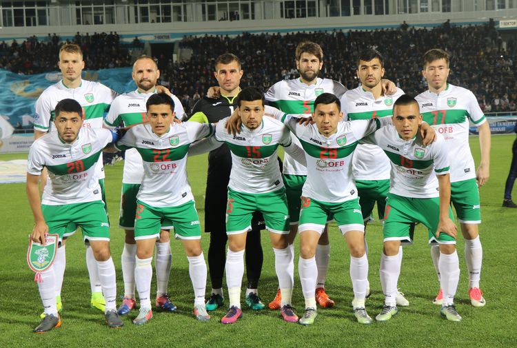 FC Lokomotiv Tashkent UZBEKISTAN team