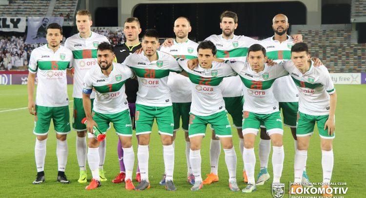 pfc lokomotiv uzbekistan football 18