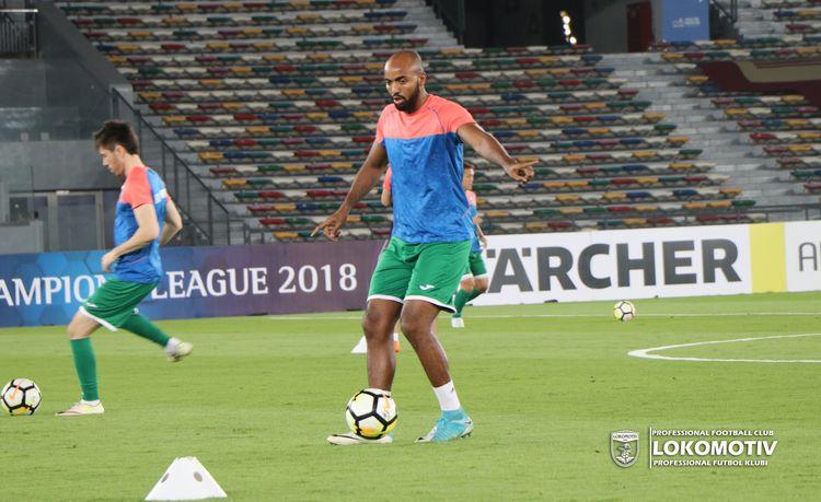 Nivaldo Ferreira Lokomotiv player