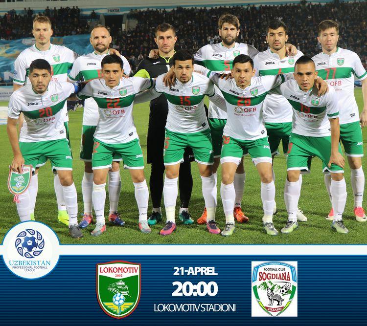 lokomotiv uzbek club