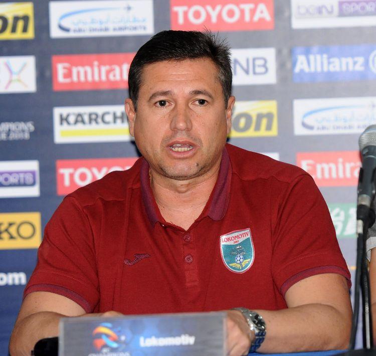 andrey miklyaev lokomoitiv  coach