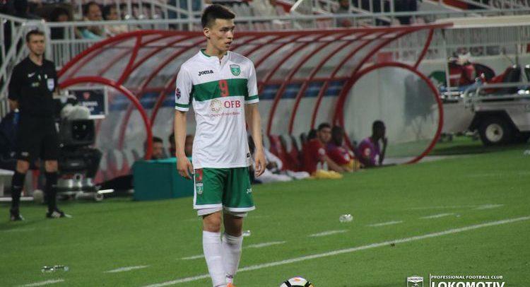 ikrom alibaev uzbek player football