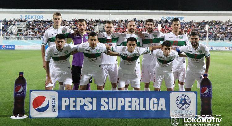lokomotiv toshkent team