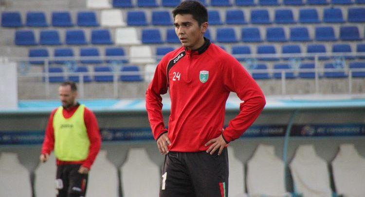 Bobir Davlatov player mf